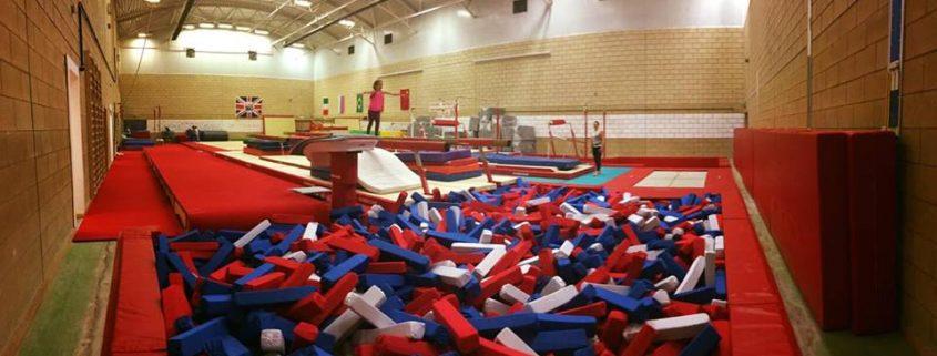 Park Wrekin Gymnastics Club