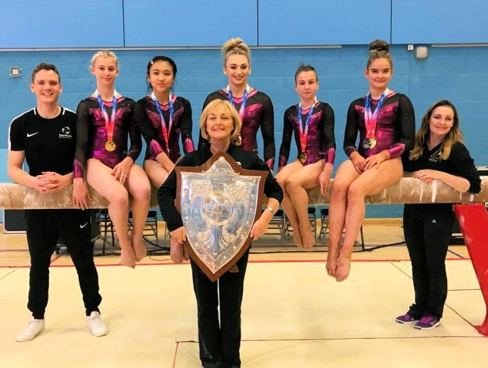 Senior British Champions 2017