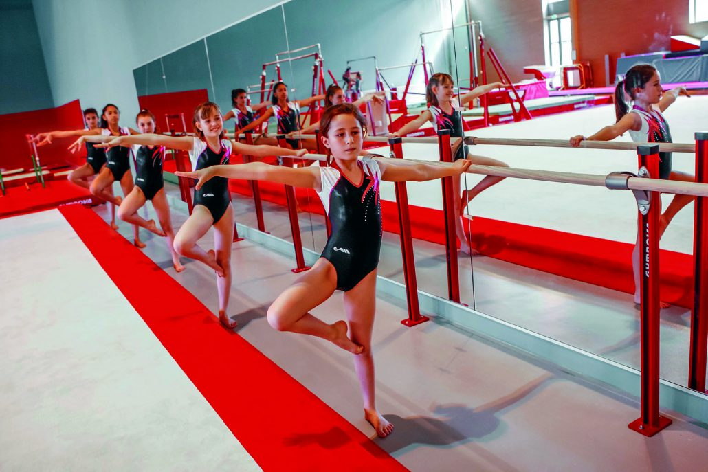 Find Out About Park Wrekin Gymnastics Club And Why It S