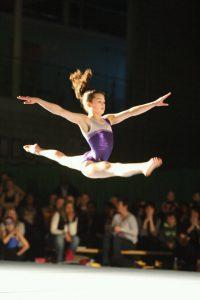 Caitlin Tsang gymnastics
