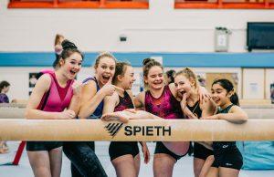 gymnastics club park wrekin
