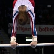 Alice Kinsella Competes at Stuttgart World Cup