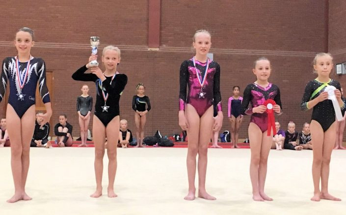 Ella Wood Level 4 Out of age Bronze