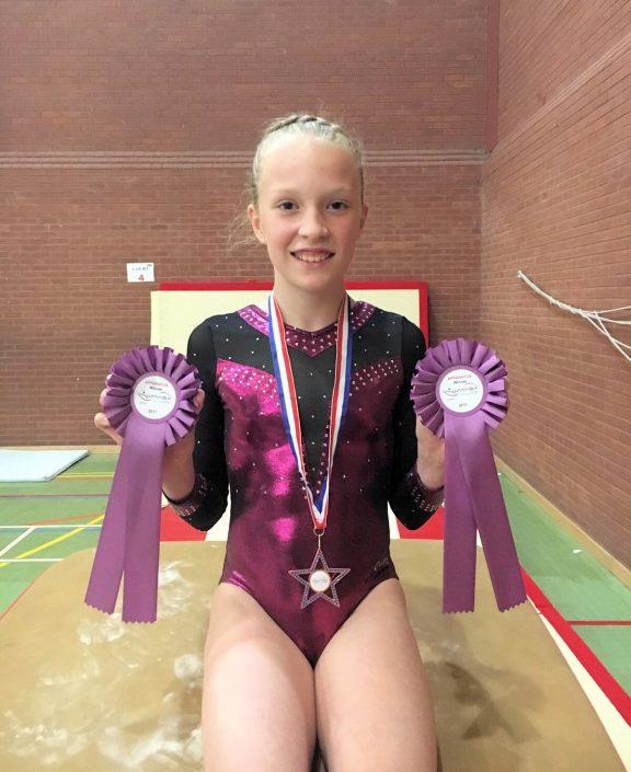 Ella Wood Bronze