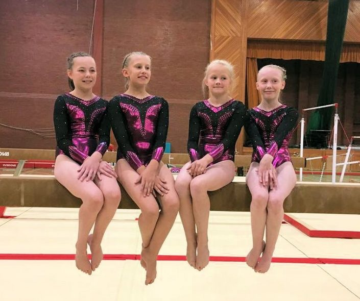 Kate Greenwood, Holly Jones,Emilia Blackwell, Shania Wagstaff