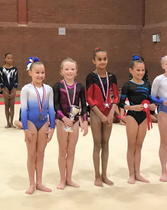 Gabriella Williams Level 2 Gold