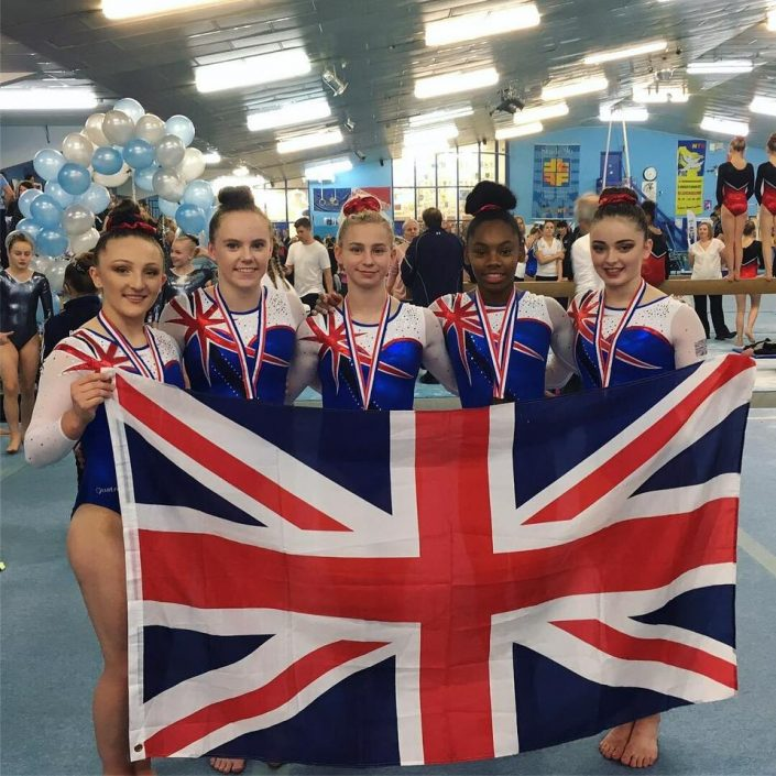 GB Senior Team Champions