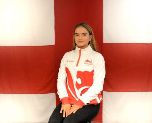 Alice Kinsella Team England