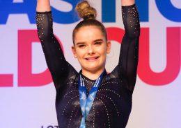 Alice Kinsella World Cup Bronze