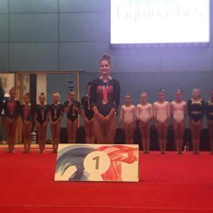 Alice Kinsella Gold Teams